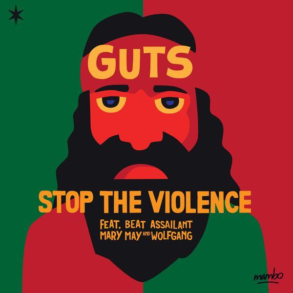 Guts ‎– Stop The Violence (Vinyl 2LP)