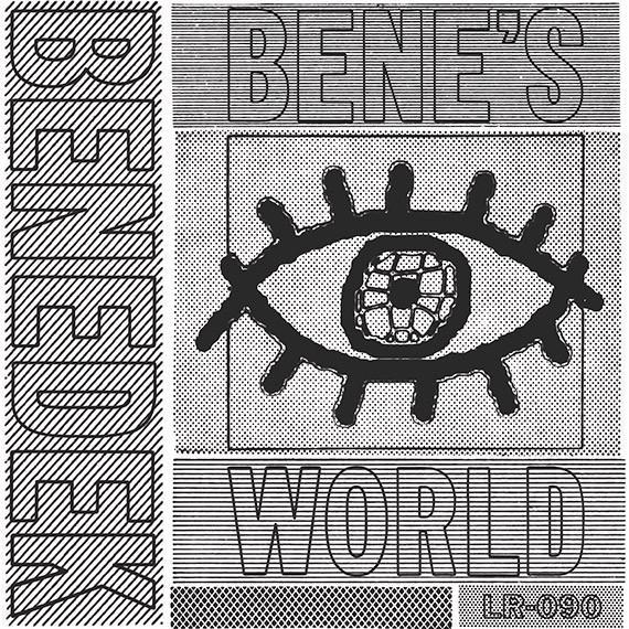 Benedek – Bene's World (Vinyl LP)