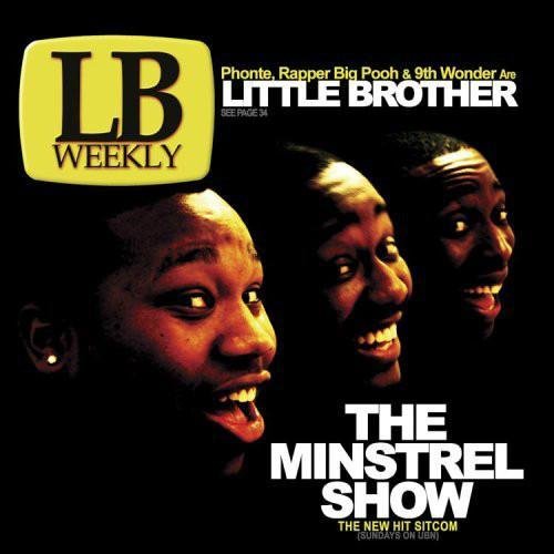 Little Brother  ‎– The Minstrel Show (Vinyl 2LP)