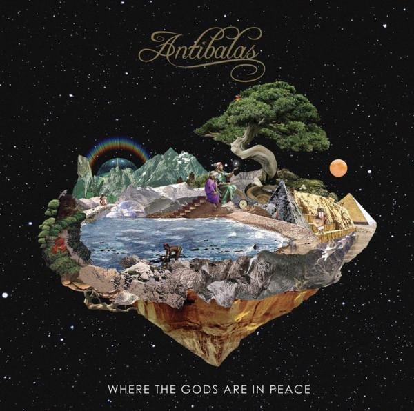 Antibalas ‎– Where The Gods Are In Peace (Vinyl LP)