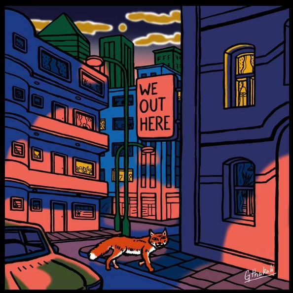 Various – We Out Here - The New Sound of London Jazz (Vinyl 2LP)