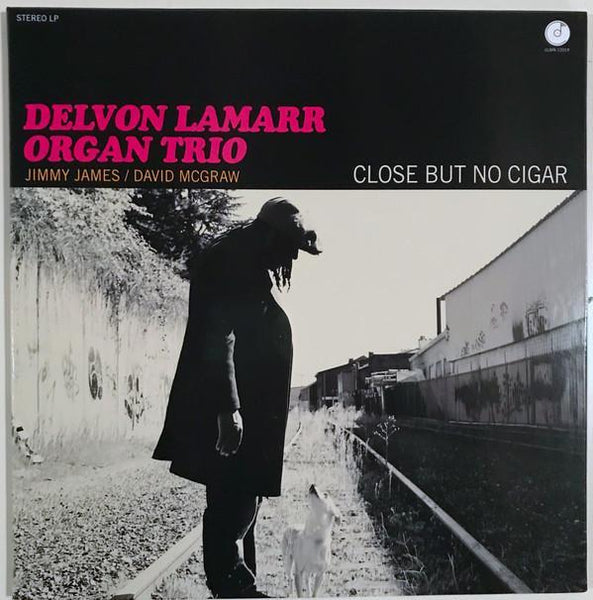 Delvon Lamarr Organ Trio ‎– Close But No Cigar (Vinyl LP)