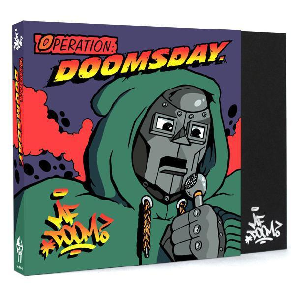 "MF Doom ‎– Operation: Doomsday - The 7 Inch Collection (Vinyl 7 x 7"" Box)"