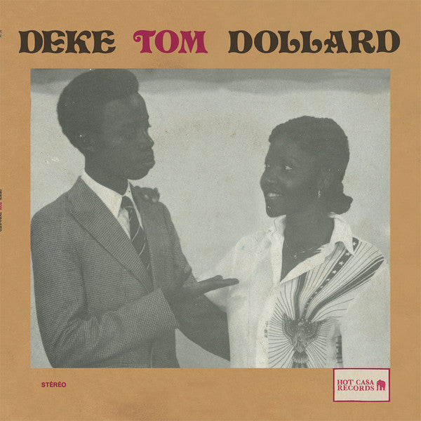 Deke Tom Dollard ‎– Na You (Vinyl LP)