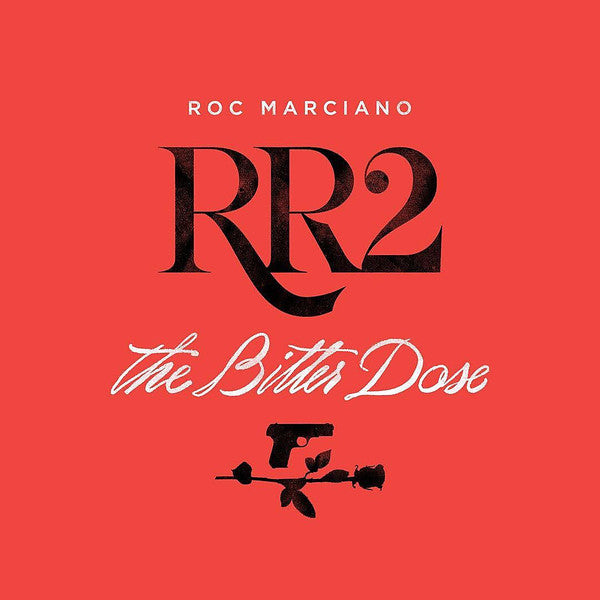 Roc Marciano – RR2 - The Bitter Dose (Vinyl 2LP)