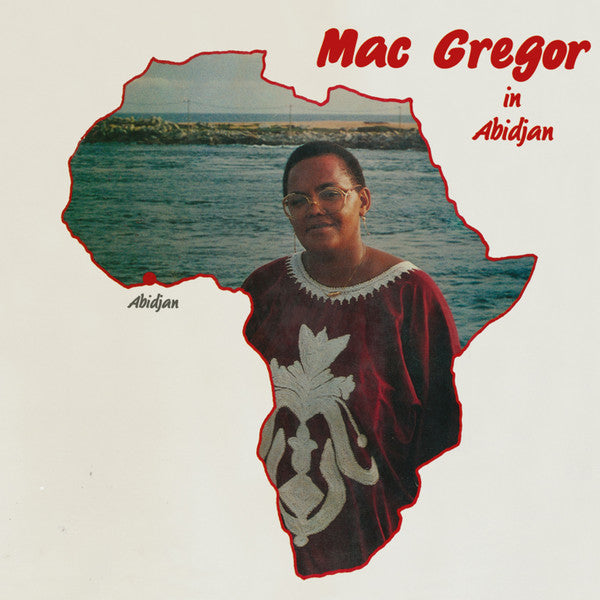 "Mac Gregor ‎– In Abidjan (Vinyl 12"")"