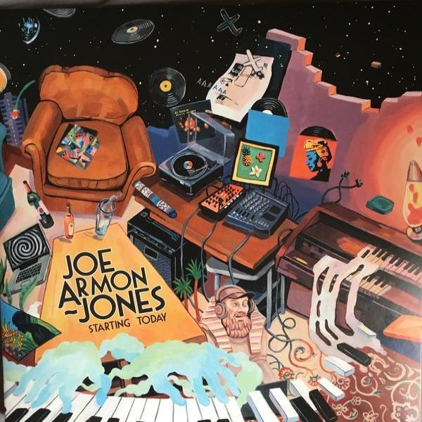 Joe Armon-Jones – Starting Today (Vinyl LP)