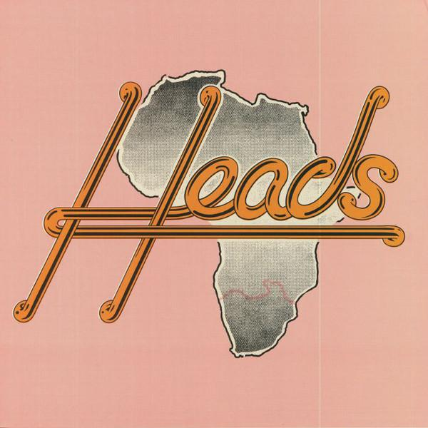 "Various ‎– Heads Records: South African Disco Dub Edits (Vinyl 12"")"