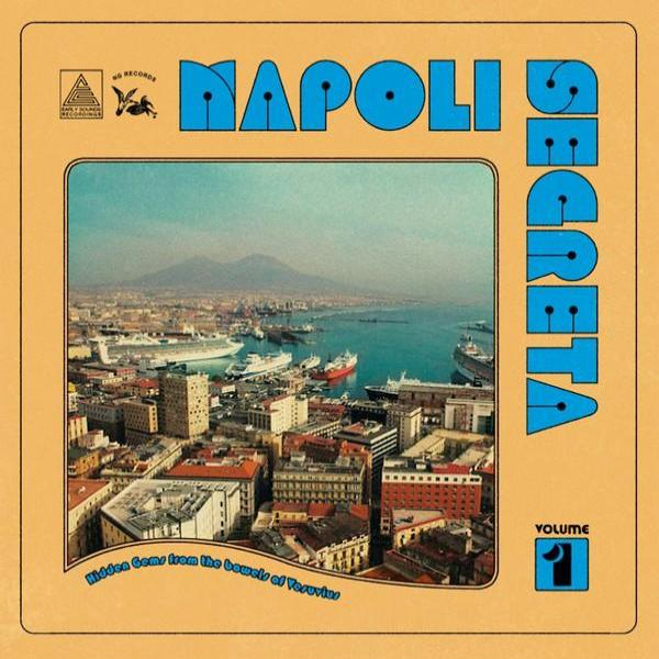 Various ‎– Napoli Segreta Volume 1 (Vinyl LP)
