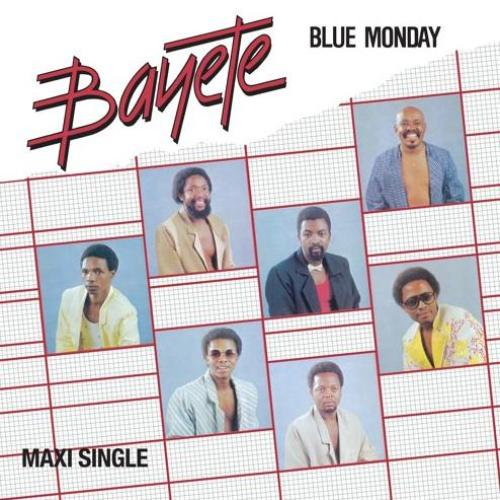 "Bayete – Blue Monday (Vinyl 12"")"
