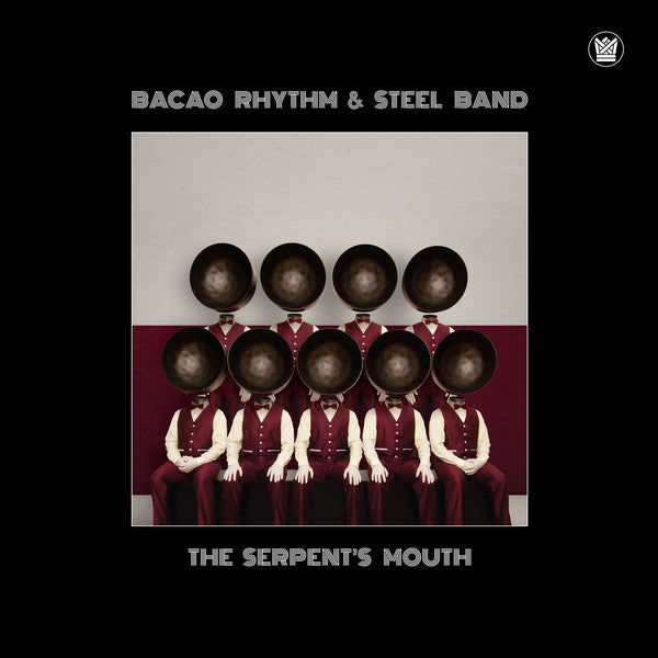 The Bacao Rhythm & Steel Band ‎– The Serpent's Mouth (Vinyl LP)