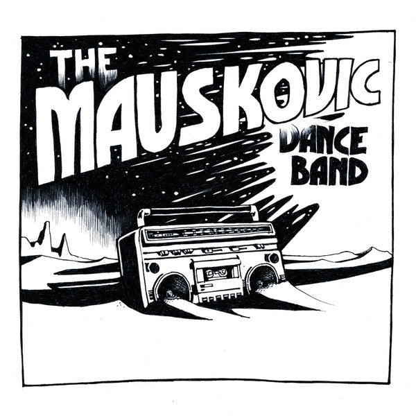"The Mauskovic Dance Band – Things To Do (Vinyl 7"")"