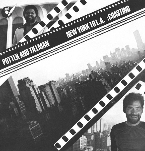 Potter And Tillman ‎– N.Y. To L.A.: Coasting (Vinyl LP)