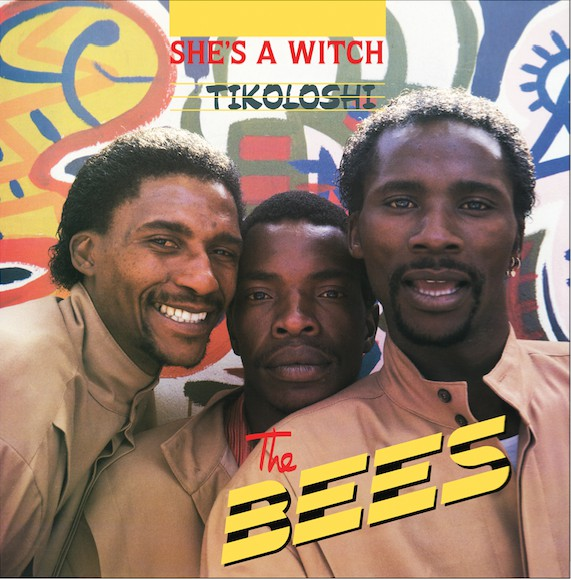 The Bees ‎– She's A Witch - Tikoloshi (Vinyl LP)
