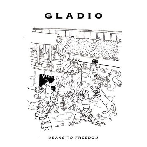 Gladio ‎– Means To Freedom (Vinyl LP)