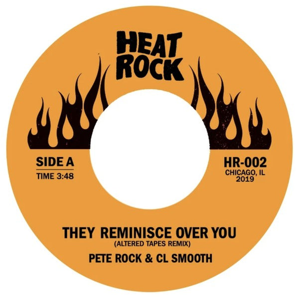 "Pete Rock & C.L. Smooth ‎– They Reminisce Over You (Altered Tapes Remix) (Vinyl 7"")"