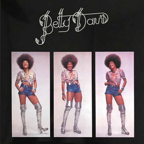 Betty Davis ‎– Betty Davis (Vinyl LP)
