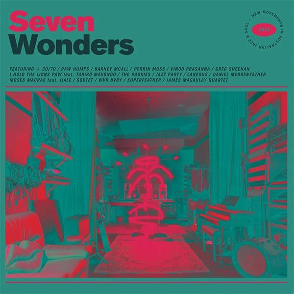 Various ‎– Seven Wonders: New Movements In Australian Jazz And Soul (Vinyl 2LP)