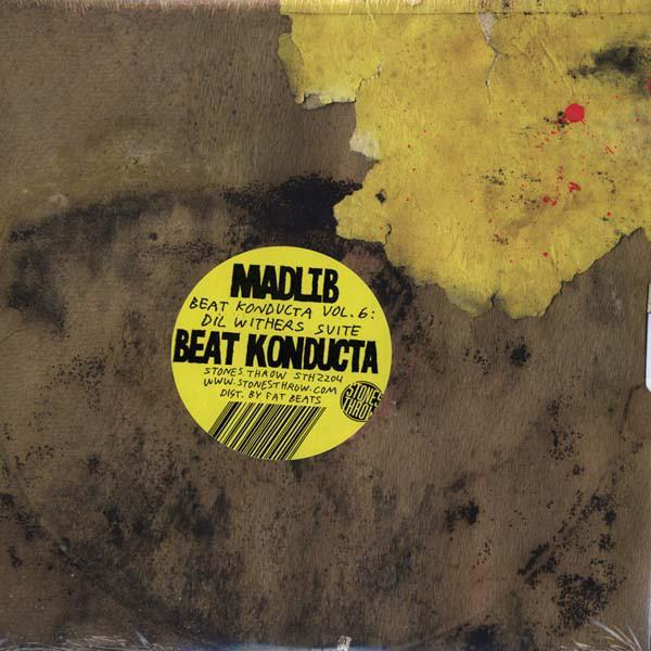 Madlib The Beat Konducta – Vol. 6: Dil Withers Suite (Vinyl LP)