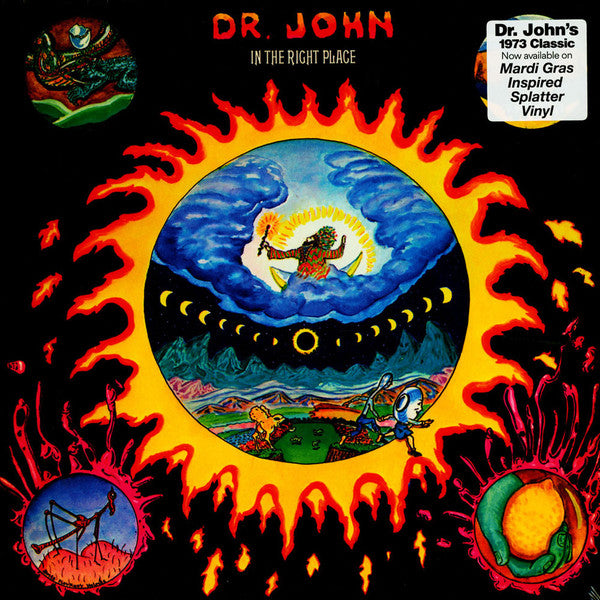 Dr. John - In The Right Place (Vinyl LP)