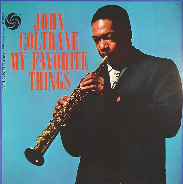 John Coltrane - My Favorite Things (Vinyl LP)