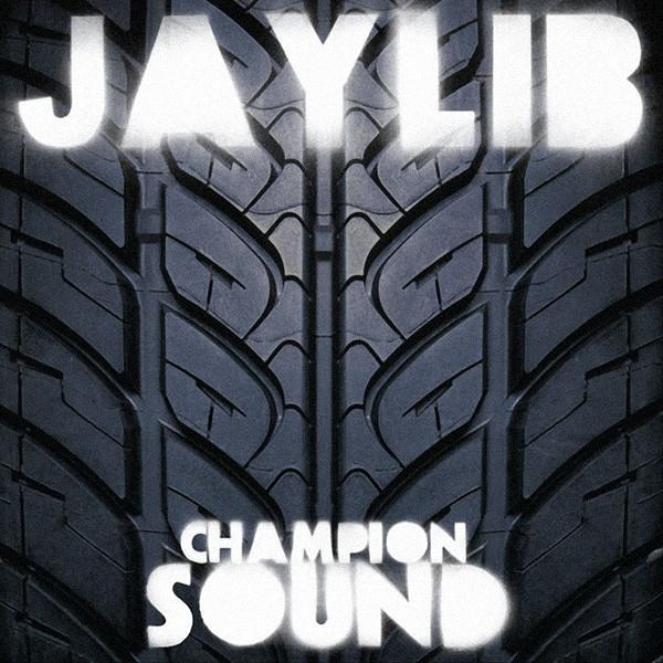 Jaylib - Champion Sound (Vinyl 2LP) - Rook Records