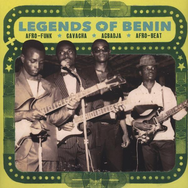 Various – Legends Of Benin (Vinyl 2LP)