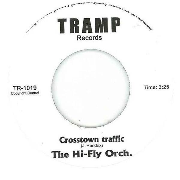 The Hi-Fly Orchestra - Crosstown Traffic (Vinyl 7'')