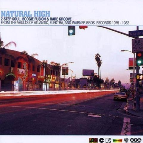 Various ‎– Natural High (2-Step Soul, Boogie Fusion & Rare Groove) (Vinyl 2LP)