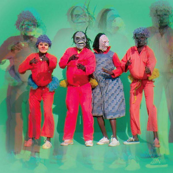 Various ‎– Shangaan Electro - New Wave Dance Music From South Africa (Vinyl 2LP)