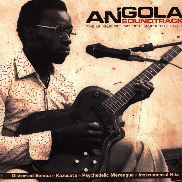 Various – Angola Soundtrack - The Unique Sound Of Luanda 1968-1976 (Vinyl 2LP)