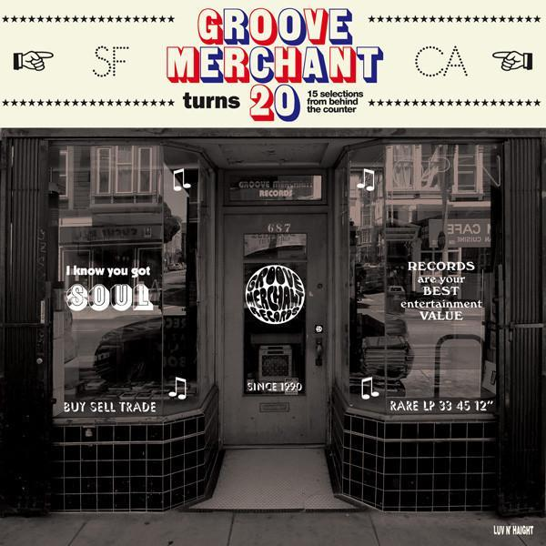 Various – Groove Merchant Turns 20: 14 Selections From Behind The Counter (Vinyl 2LP)