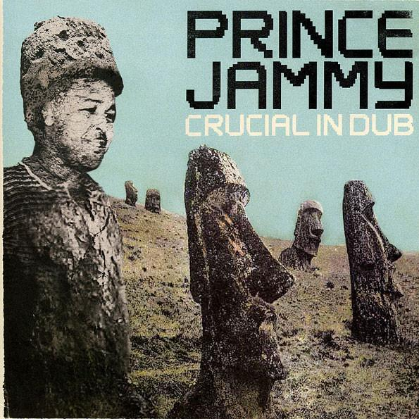 Prince Jammy – Crucial In Dub (Vinyl LP)