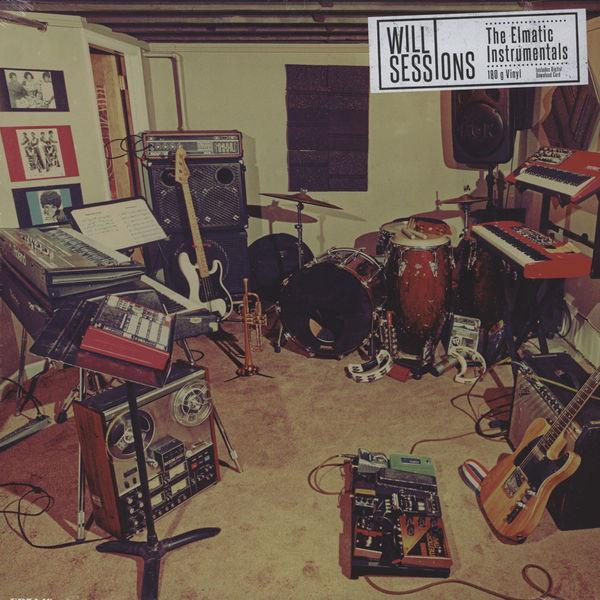 Will Sessions – The Elmatic Instrumentals (Vinyl LP)