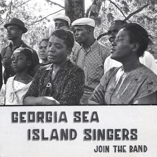 Georgia Sea Island Singers - Join The Band (Vinyl LP) - Rook Records