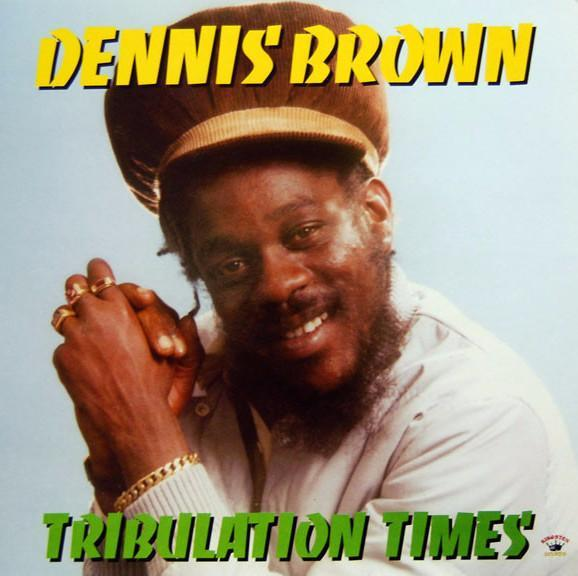 Dennis Brown - Tribulation Times (Vinyl LP) - Rook Records