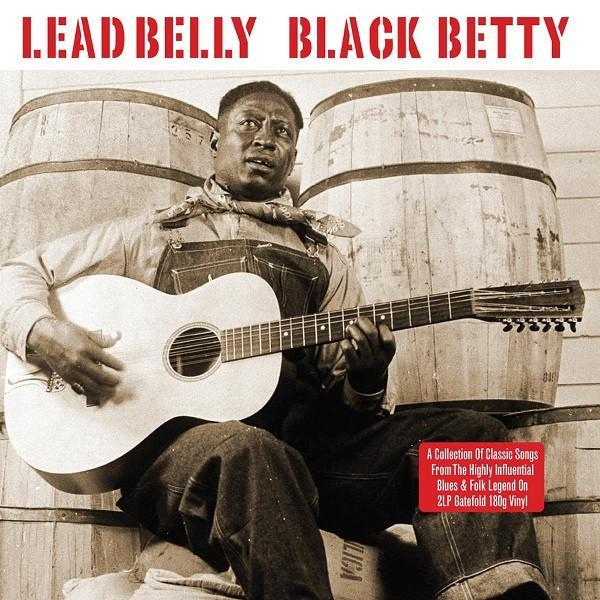 Leadbelly - Black Betty (Vinyl 2LP) - Rook Records