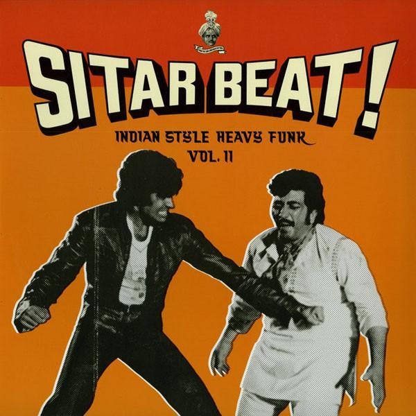 Various – Sitar Beat! Indian Style Heavy Funk Vol. 2 (Vinyl 2LP)