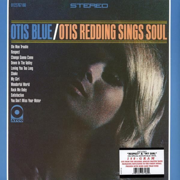 Otis Redding ‎– Otis Blue / Otis Redding Sings Soul (Vinyl LP)