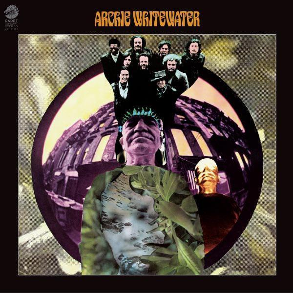 Archie Whitewater - Archie Whitewater (Vinyl LP)