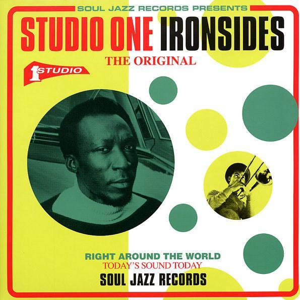 Various - Soul Jazz Presents: Studio One Ironsides (Vinyl 2LP)