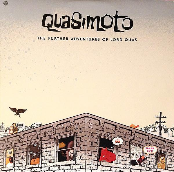 Quasimoto – The Further Adventures Of Lord Quas (Vinyl 2LP)