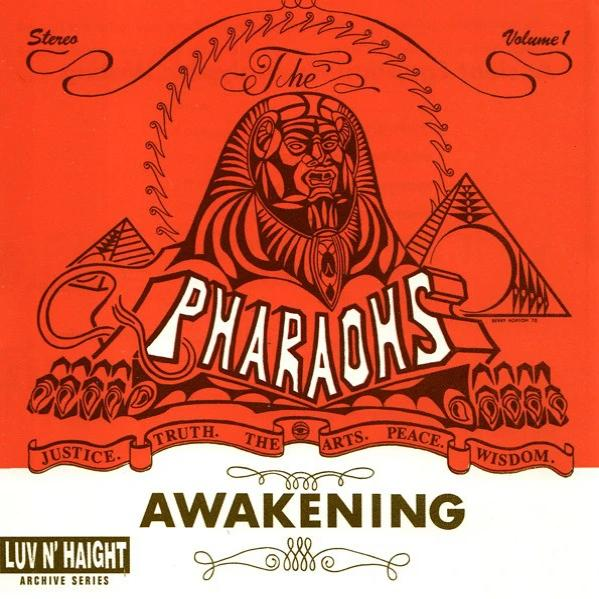 The Pharaohs ‎– Awakening (Vinyl LP)