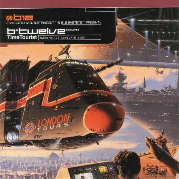 B12 – Time Tourist (Vinyl 2LP)