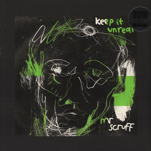 Mr Scruff - Keep It Unreal (Vinyl 2LP)
