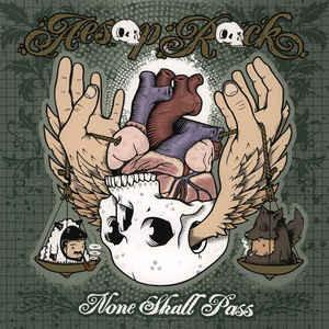 Aesop Rock – None Shall Pass (Vinyl 2LP)