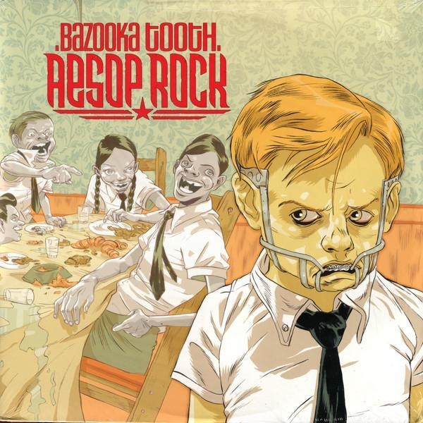 Aesop Rock – Bazooka Tooth (Vinyl 3LP)