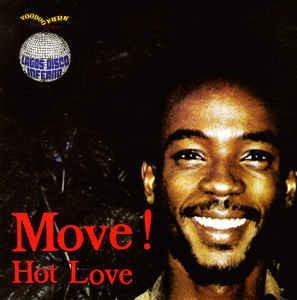 Eno Louis - Move (Vinyl 12'') - Rook Records