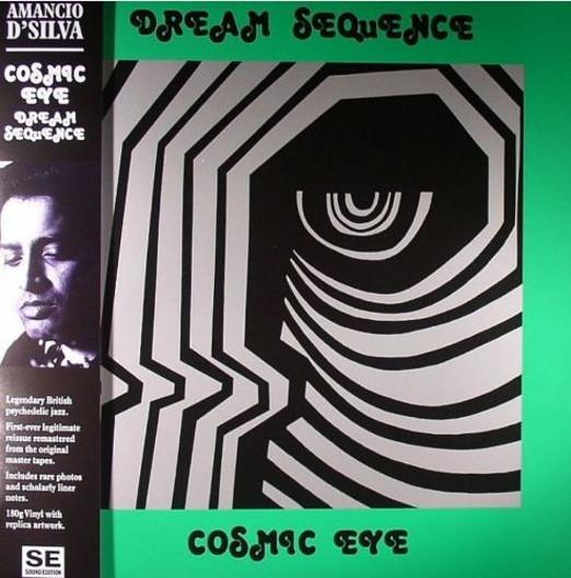 Cosmic Eye - Dream Sequence (Vinyl LP) - Rook Records