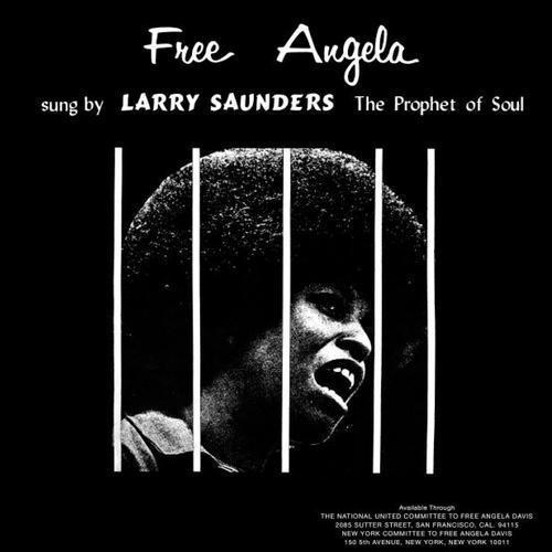 Various - Free Angela (Vinyl LP)